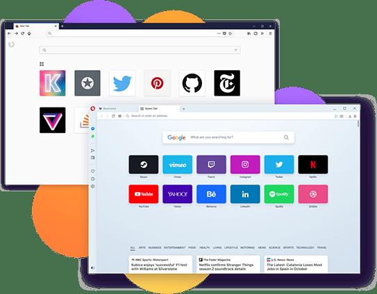 Firefox vs. Opera: ¿Cuál es el mejor navegador para ti?
