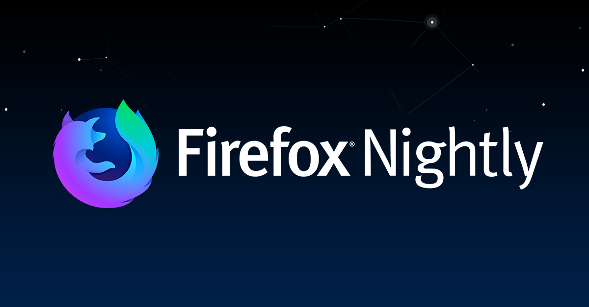 firefox nightly en francais