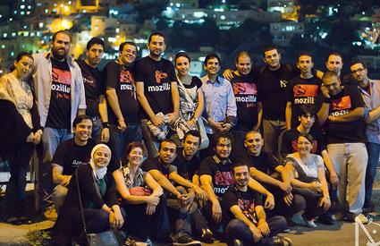 アラブの Mozilla コミュニティ