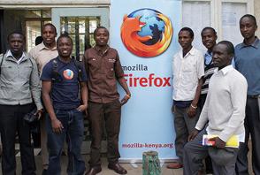 Mozilla Kenya