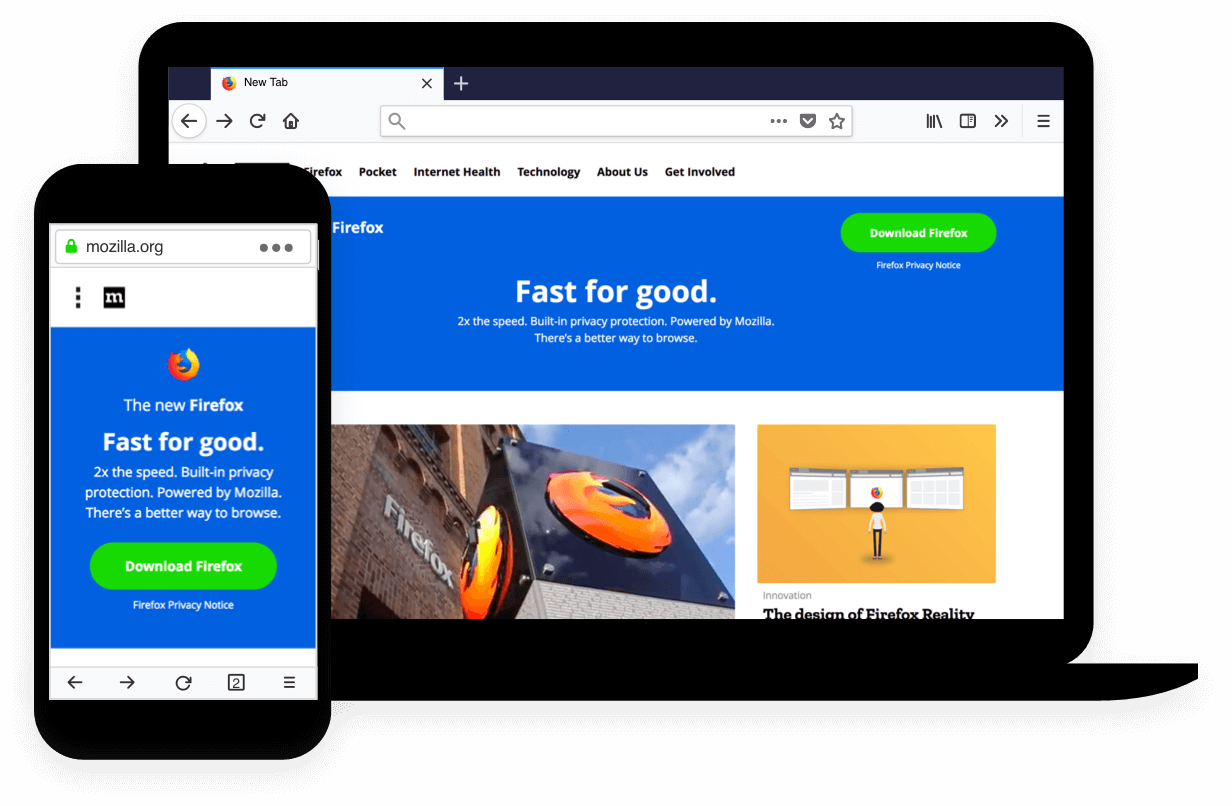 New Browser Download